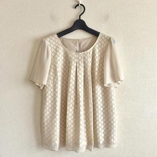 ベルメゾン(ベルメゾン)のMignon Reve♡新品大きいサイズ♡プルオーバーシャツ(シャツ/ブラウス(半袖/袖なし))