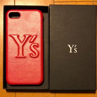 ヨウジヤマモト(Yohji Yamamoto)のY's スマホケース(モバイルケース/カバー)