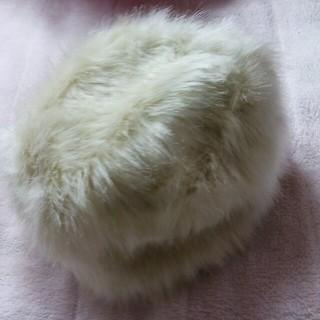 ウィゴー(WEGO)のお取り置き中♡フェイクファー ロシア帽(ハンチング/ベレー帽)