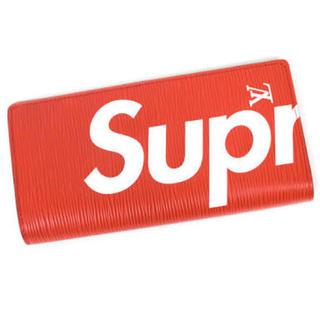 シュプリーム(Supreme)のシュプリーム ルイヴィトン(長財布)