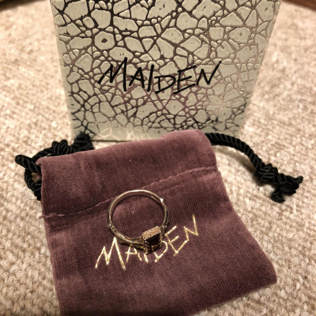 OPENING CEREMONY(オープニングセレモニー)の最終値下げ MAIDEN メイデン リング レディースのアクセサリー(リング(指輪))の商品写真