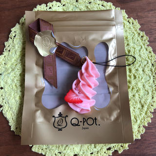 キューポット(Q-pot.)のQ-pot Strawberry Whip Strap(その他)