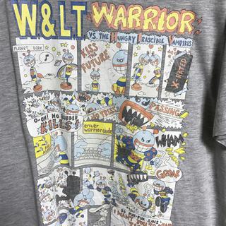 ウォルターヴァンベイレンドンク(Walter Van Beirendonck)のw&l.t. パクパク コミックTシャツ(Tシャツ/カットソー(半袖/袖なし))