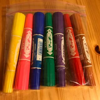 ムジルシリョウヒン(MUJI (無印良品))の[お買い得]油性ペン 水性ペン セット まとめ売り(ペン/マーカー)