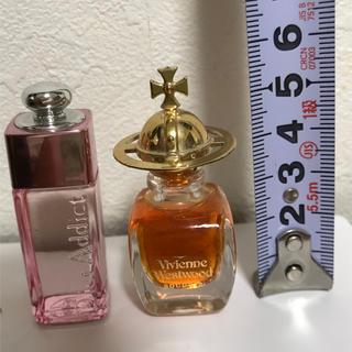 ヴィヴィアンウエストウッド(Vivienne Westwood)のDior vivienne ディオール ビビアン アディクト ブドワール(香水(女性用))