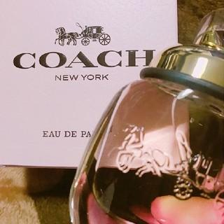 コーチ(COACH)のコーチ オードパルファム EDP  公式サンプル(香水(女性用))