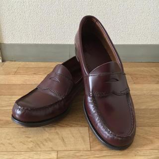 ジーエイチバス(G.H.BASS)の【超美品】GH BASS ローファー⑧(ローファー/革靴)