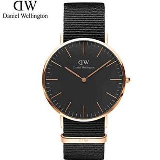 ダニエルウェリントン(Daniel Wellington)の新品 国内保証付♪ Daniel Wellington ナイロン 40㎜(腕時計(アナログ))