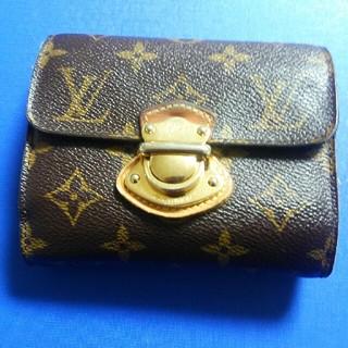 ルイヴィトン(LOUIS VUITTON)のルイヴィトン折り財布(財布)
