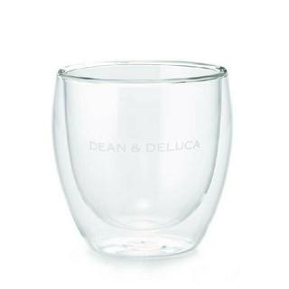 ディーンアンドデルーカ(DEAN & DELUCA)の【2個セット】 DEAN&DELUCA ダブルウォール グラス(グラス/カップ)