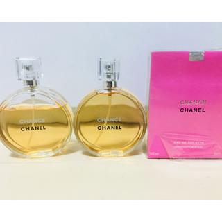 シャネル(CHANEL)のシャネル チャンス 100ml  【2個セット!】(香水(女性用))
