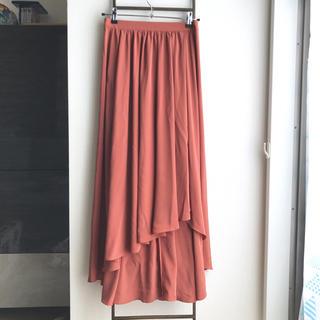 ノーブル(Noble)のお取り置き Noble フレアスカート(ロングスカート)