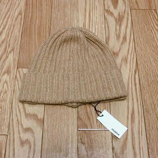 ムルーア(MURUA)のMURUA サマーニット帽(ニット帽/ビーニー)