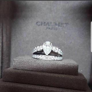 ショーメ(CHAUMET)の③(150万のうち50万) CHAUMET  ジョセフィーヌ  リング(リング(指輪))