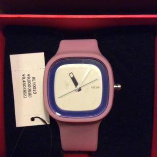 アレッシィ(ALESSI)のALESSI アレッシィ ウォッチ 腕時計 カリム・ラシッド モデル(腕時計(アナログ))