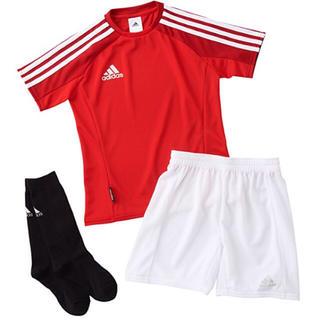 アディダス(adidas)のプラシャツ パンツ ストッキング150cm(ウェア)