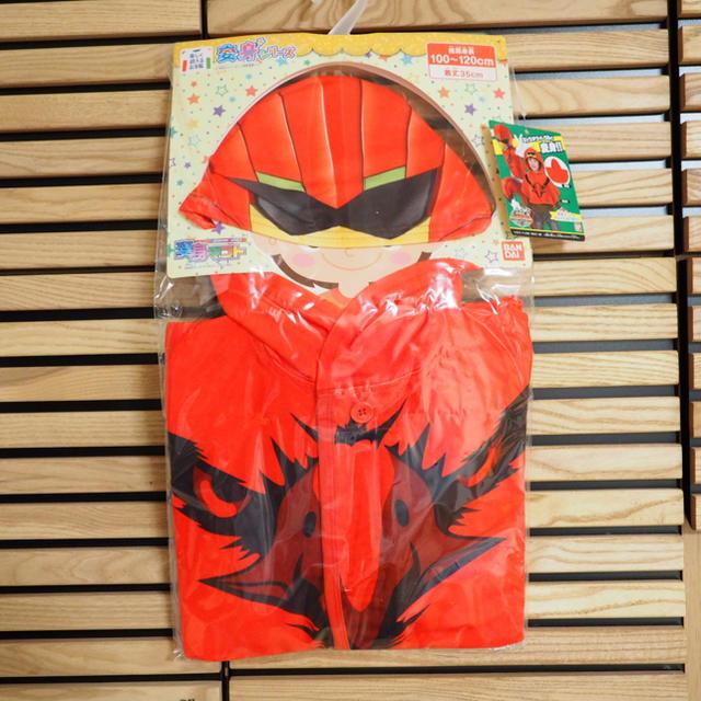 BANDAI(バンダイ)のジュウオウジャー ジュウオウイーグル なりきり マント コスプレ 衣装 エンタメ/ホビーのコスプレ(衣装)の商品写真