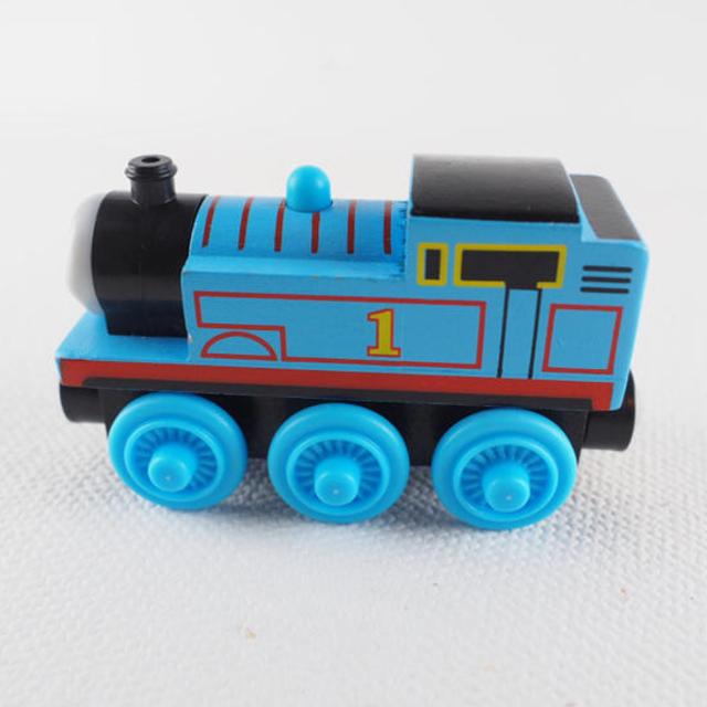 マテル Mattel きかんしゃトーマス 木製レールシリーズ  Y4083 キッズ/ベビー/マタニティのおもちゃ(電車のおもちゃ/車)の商品写真