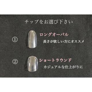 期間限定価格‼︎ 値下げ中! NO.6 ピンクシェルネイルチップ コスメ/美容のネイル(つけ爪/ネイルチップ)の商品写真