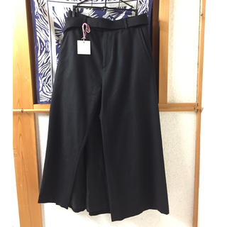 ヨウジヤマモト(Yohji Yamamoto)の水飴様取り置きSISE  シセ ラップパンツ スカートパンツ 袴パンツ(サルエルパンツ)