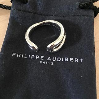 フィリップオーディベール(Philippe Audibert)の今期新作 フィリップオーディベール リング(リング(指輪))
