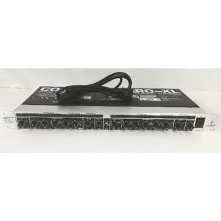 中古☆BEHRINGER コンプレッサー MDX2600(DJエフェクター)
