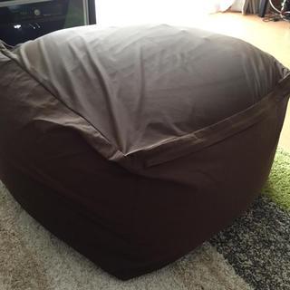 ムジルシリョウヒン(MUJI (無印良品))のピッピ様専用 MUJI (無印良品)体にフィットするソファー(ビーズソファ/クッションソファ)