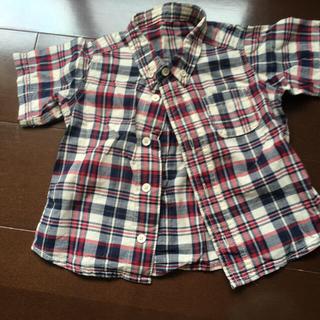 ムジルシリョウヒン(MUJI (無印良品))の半袖シャツ(ブラウス)
