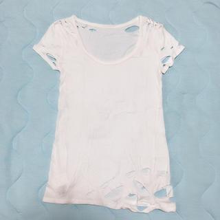 ジェレメッツソロ(Jel'emets solo)のjelemets solo★ダメージTシャツ(Tシャツ(半袖/袖なし))