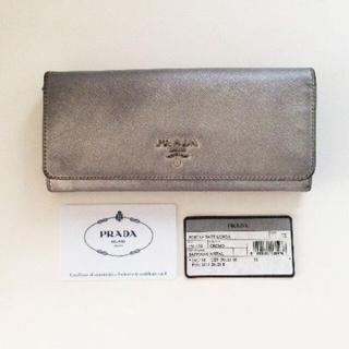 プラダ(PRADA)のPRADA【長財布】プラダ(財布)