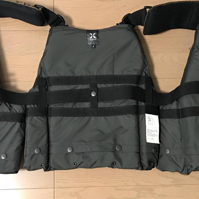 SHIMANO(シマノ)のシマノ XEFO システマティックタックルフロートジャケット VF-281I  スポーツ/アウトドアのフィッシング(その他)の商品写真