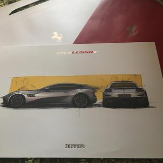 フェラーリ(Ferrari)のFerrari フェラーリー GTC4 LUSSOT(カタログ/マニュアル)