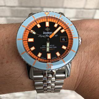 ゾディアック(ZODIAC)のZODIAC時計 ゾディアックシーウルフ(腕時計(アナログ))