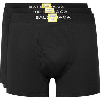 バレンシアガ(Balenciaga)のbalenciaga パンツ 下着 バレンシアガ (ボクサーパンツ)