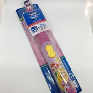 ディズニープリンセス 電動歯ブラシ(歯ブラシ/歯みがき用品)