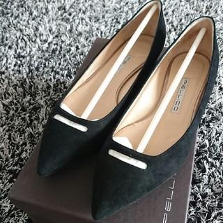 ペリーコ(PELLICO)のPELLICO ペリーコ アネッリ ポインテッドトゥパンプス  (ローファー/革靴)