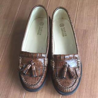 ドアーズ(DOORS / URBAN RESEARCH)のアーバンリサーチドアーズ ナディン 36(23センチ)(ローファー/革靴)