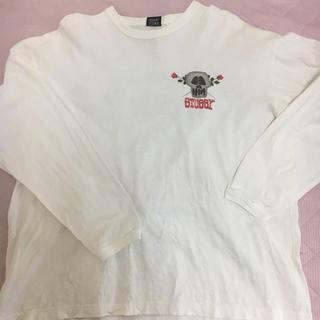 ステューシー(STUSSY)のstussy ステューシー ロンT Lサイズ(Tシャツ/カットソー(七分/長袖))
