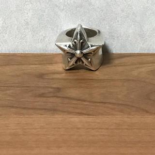 クロムハーツ(Chrome Hearts)のクロムハーツ  ラージスターリング (リング(指輪))