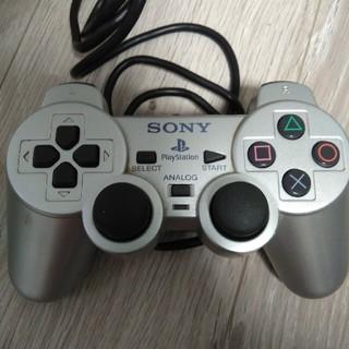 プレイステーション2(PlayStation2)のプレステ2 コントローラー (家庭用ゲーム本体)