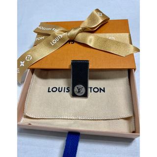 ルイヴィトン(LOUIS VUITTON)のLouis Vuitton タイガ マネークリップ ネオLV 正規品(マネークリップ)