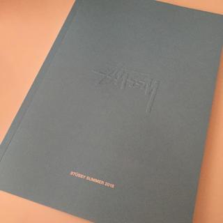 ステューシー(STUSSY)のstussy 非売品 2018 ミニフォトブック(ノベルティグッズ)