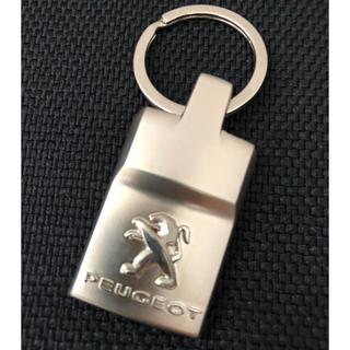 プジョー(Peugeot)のプジョー キーリング 新品未使用(キーホルダー)