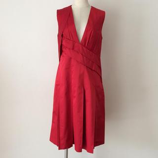 モスキーノ(MOSCHINO)のMoschino ドレス(ひざ丈ワンピース)