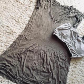 ムジルシリョウヒン(MUJI (無印良品))のマタニティ服(マタニティワンピース)