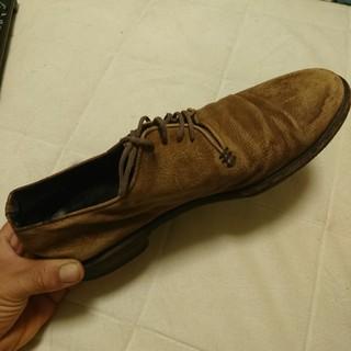 ボッテガヴェネタ(Bottega Veneta)のボッテガヴェネタ 靴 スーツ カジュアル ぴったり(ドレス/ビジネス)