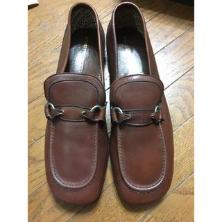 リーガル(REGAL)の未使用‼️ROSSETTI YCAHT ロゼッティ 革靴 レア商品(ローファー/革靴)