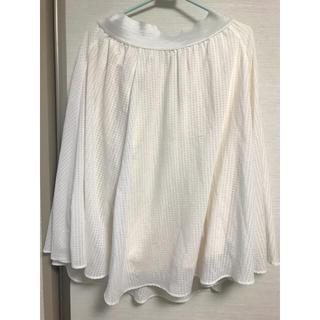 ジエンポリアム(THE EMPORIUM)のチュールスカート(ひざ丈スカート)