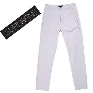 スーパーファイン(SUPERFINE)のSUPERFINE HOODLOOM ストレッチ パンツ size30(その他)
