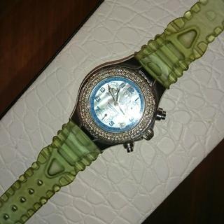 テクノマリーン(TechnoMarine)のテクノダイヤモンド クロノグラフ(腕時計)